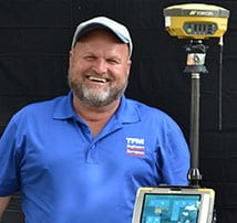 Celebrating National Land Surveyors Week! Meet Stephen Bibeau, LLS – TFMoran's Field Operations Manager