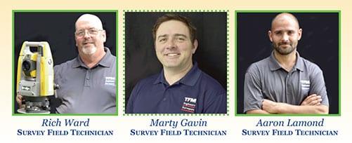 TFMoran Recognizes Land Surveyors Week