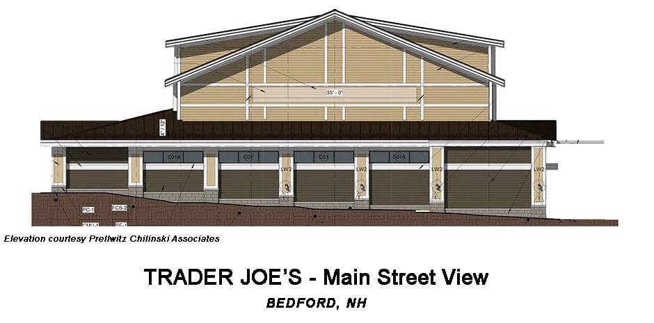 TFMoran project - Trader Joe's - Bedford, NH