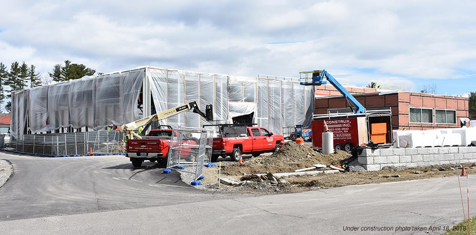 Land Rover Redevelopment Bedford, NH