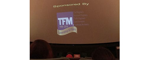 TFMoran sponsors Tonight's Sky at McAuliffe-Shepard Discovery Center