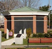 Veterans Park WWII Memorial