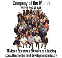 "TFMoran featured as ""Company of the Month"" in June issue of New England Real Estate Journal"