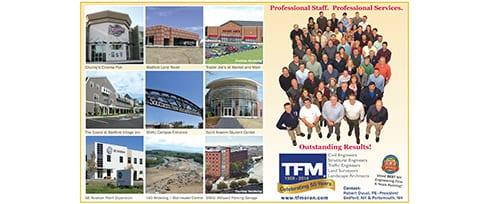 TFMoran featured in NHBR Engineering Article