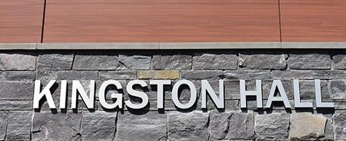 SNHU Ribbon Cutting for Kingston Hall