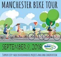 """""""Tour De Manch"""" Bike Tour to Support Conservation Commission"""