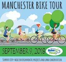 """Tour De Manch"" Bike Tour to Support Conservation Commission"