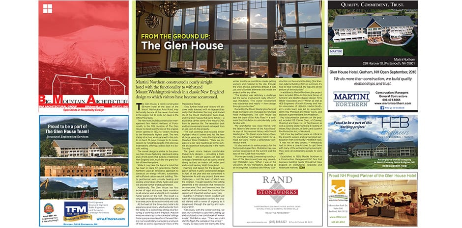 NHBR The Glen House