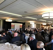 Supporting the Economic Development and Infrastructure Summit