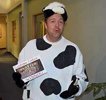 TFM takes a break for a little Halloween fun