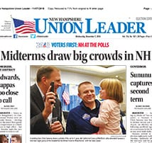 Union Leader November 2018 Midterm Election Coverage