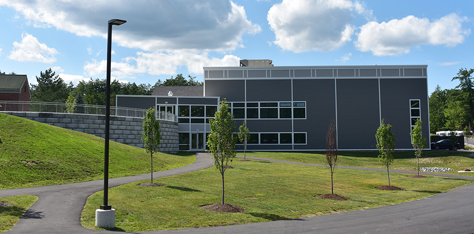 The Derryfield School Athletic and Wellness Center, Manchester, NH