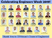 Celebrating Engineers Week, 2019