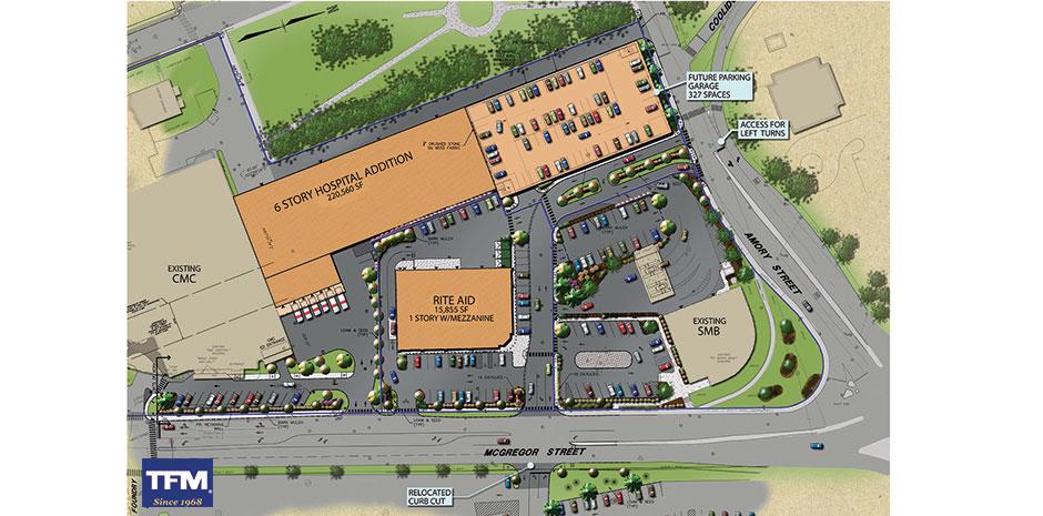Catholic Medical Center Expansion - Manchester, NH