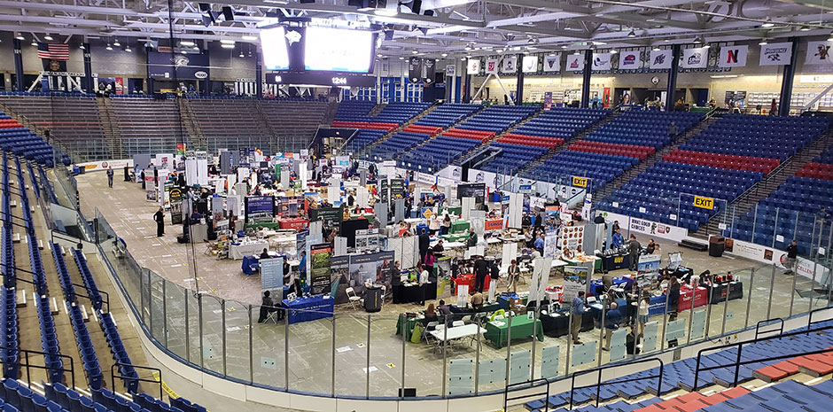 UNH Fall Career Fair 2019