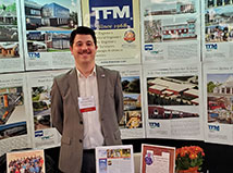 TFMoran current Municipal Projects featured at the 78th NH Municipal Expo