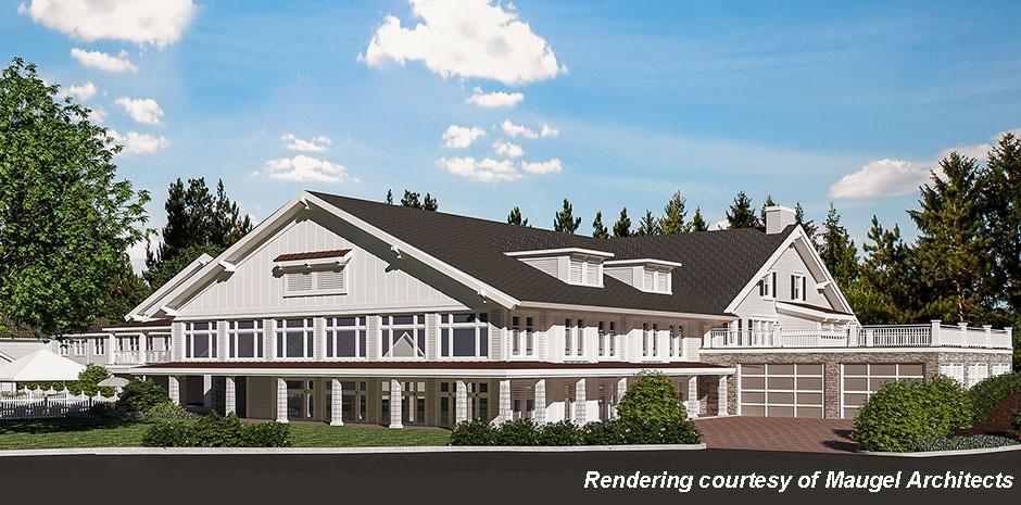 Nashawtuc Country Club Renovation/Addition