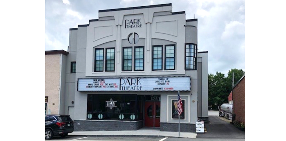 The Park Theatre in Jaffrey, NH
