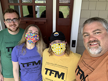 Shop Local TFM T-shirt to benefit CMC Covid-19 Efforts