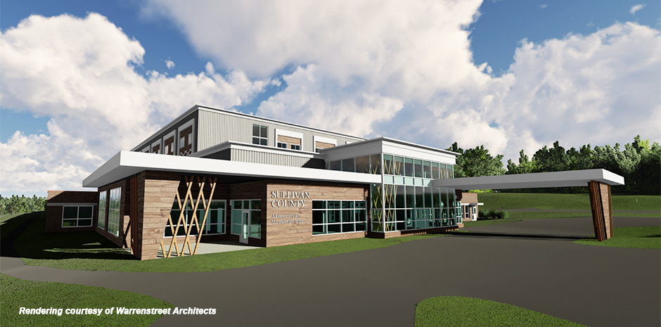 Sullivan County Health Care Facility - Unity, NH