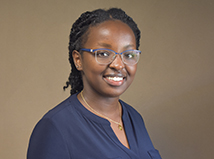 Miriam Kimani, TFMoran Civil Engineering Intern