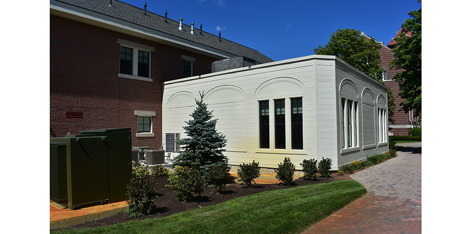 St Anselm College Savard Welcome Center