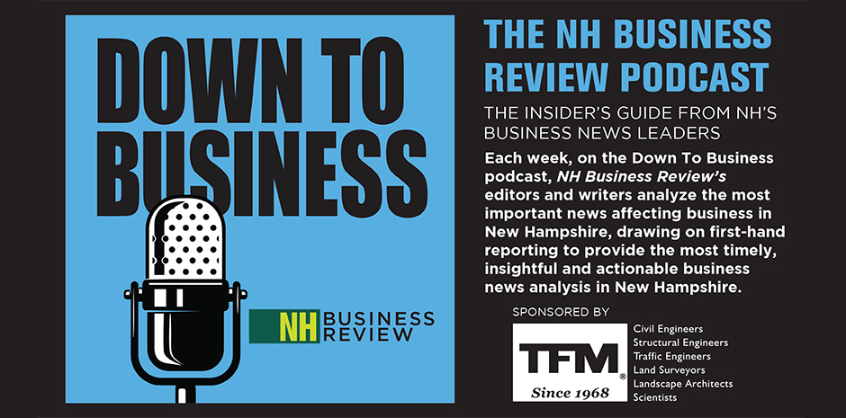 TFMoran sponsors NHBR Down to Business Podcasts