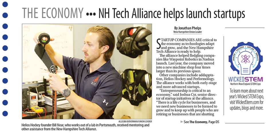 NH Sunday News special section - STEM
