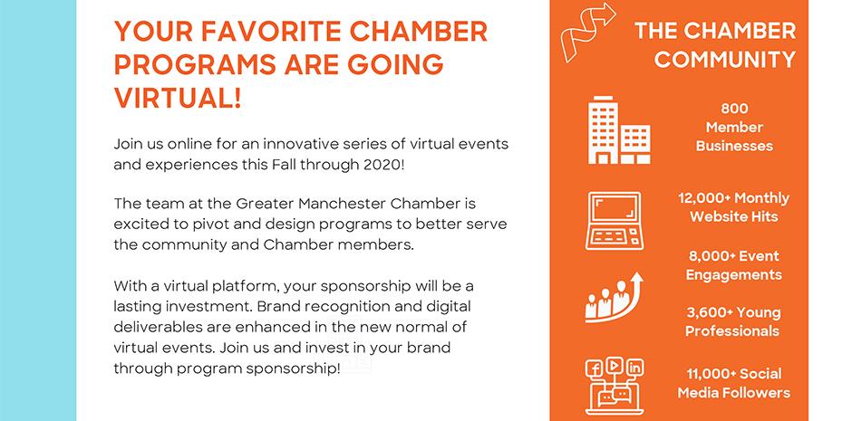 TFMoran sponsors Manchester Chamber Virtual Programs