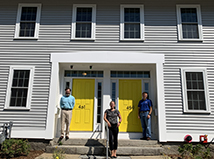 Congrats to NeighborWorks® Southern New Hampshire for a successful Manchester West Side RENEW project!