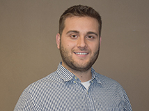 Alexander Croteau joins TFMoran's Civil Engineering Department