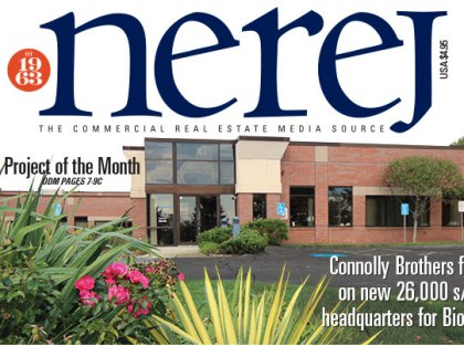 TFMoran Project Featured in New England Real Estate Journal's Project of the Month