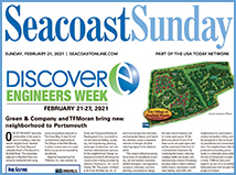 The Village at Banfield Woods, a TFMoran seacoast project. published in Portsmouth Herald