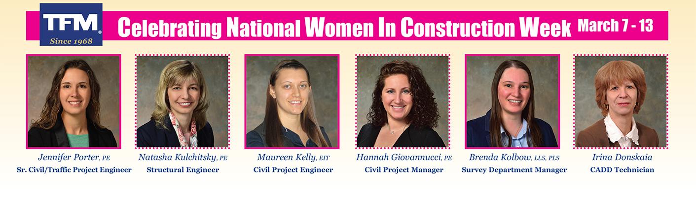 TFMoran Women in Construction Week 2021