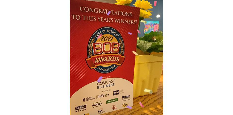TFMoran BOB Award Winner 2021 Best Engineering