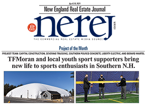 NEREJ Project of the Month: NH SportsDome