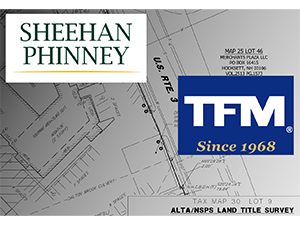 TFMoran presents Land Title Survey discussion to law firm Sheehan Phinney