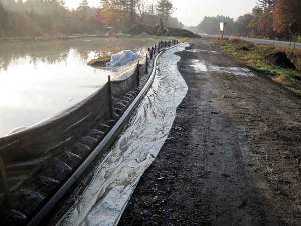 NHDOT I-93 Widening Project