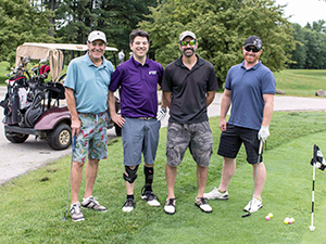 TFMoran Participates in ASCE-NH Scholarship Golf Outing