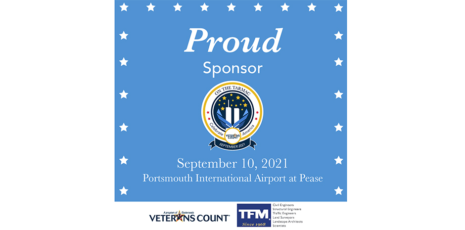 TFMoran Sponsors Veterans Count On The Tarmac Fund Raising Event