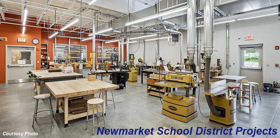 Newmarket School District ABC NH/VT 2021 Excellence Awards