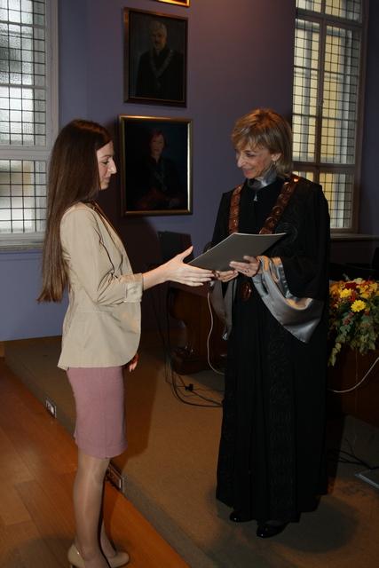Uručivanje diploma