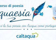 """""""Acquaesia"""", piccoli poeti…crescono. Caltaqua dà il via all'edizione 2020 del concorso per gli scolari nisseni"""