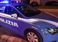 Caltanissetta, denunciato dalla Polizia di Stato pregiudicato trentenne per resistenza a pubblico ufficiale. Con altri due sospetti si aggirava nella notte in via Arco Alessi