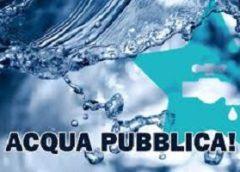 Acqua Pubblica: possibile la rescissione del contratto con Caltacqua. Soddisfazione del Forum siciliano