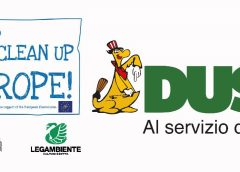 """""""Let's Clean Up Europe"""" anche a Caltanissetta. Dusty parteciperà attivamente alla manifestazione contro l'inquinamento e l'abbandono dei rifiuti"""