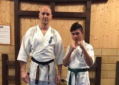 Il sancataldese Marco Valenza vola a Praga per il Campionato Europeo di Karate Kyokushinkai