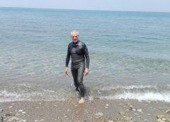 Domenica 16 giugno la FIDAS nazionale organizzerà a Ischia la traversata a nuoto della solidarietà, presente il nisseno Nello Ambra