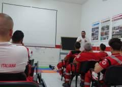 Volontari abilitati al Soccorso con mezzi e tecniche speciali – La Croce Rossa nissena si arricchisce di ulteriori sedici volontari formati