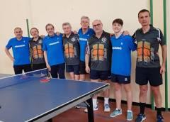 Dopo oltre venti anni una squadra nissena torna a vincere il campionato D2 di tennistavolo